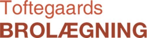 Toftegaard's Brolægning logo
