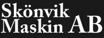 Skönvik Maskin AB logo