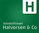 Advokatfirmaet Halvorsen og Co AS logo
