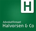 Advokatfirmaet Halvorsen & Co AS logo