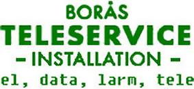 Borås Teleservice Installation AB logo