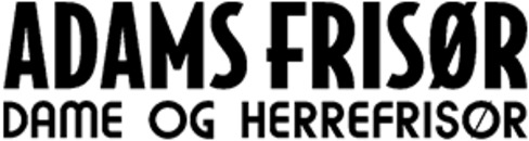 Adams Frisør AS logo
