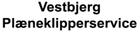 Vestbjerg Plæneklipperservice logo