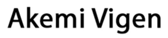 Akemi Vigen logo