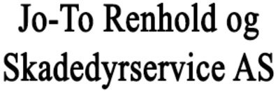 JOTO Renhold og Skadedyrservice AS logo