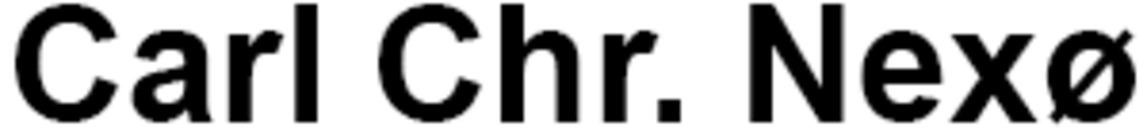 Carl Chr. Nexø logo