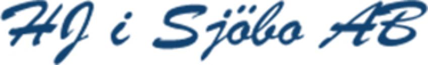HJ i Sjöbo AB logo