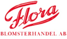 Flora Blomsterhandel AB logo