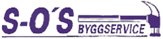 S-O's Byggservice logo