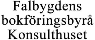 Falbygdens bokföringsbyrå AB, Konsulthuset logo