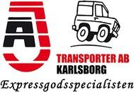 A-J Transporter AB logo