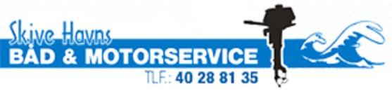 Skive Havns Båd- og Motorservice logo