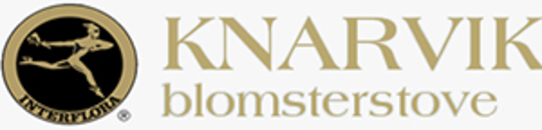 Knarvik Blomsterstove AS logo