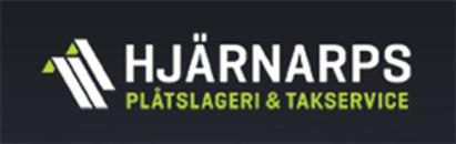 Hjärnarps Plåtslageri & Takservice logo