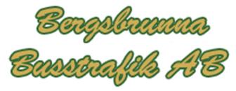 Bergsbrunna Busstrafik logo