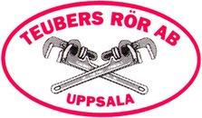 Teubers Rör AB logo