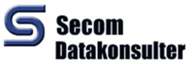 SeCom Datakonsulter AB logo