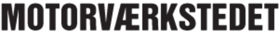 Motorværkstedet logo