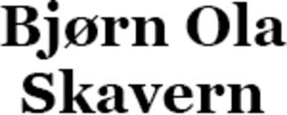 Tannlege Bjørn Ola Skavern logo
