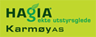 Hagia Karmøy AS logo
