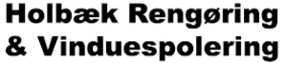 Holbæk Rengøring og Vinduespolering logo