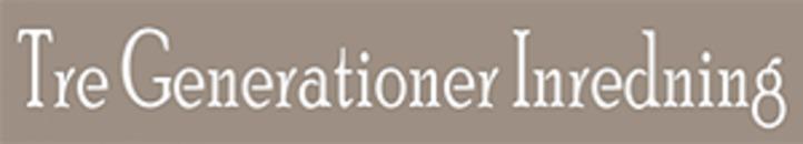 Tre Generationer Inredning HB logo
