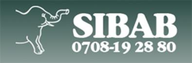 Sibab Spolservice I Borås AB logo