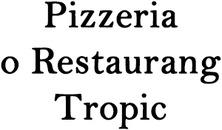 Pizzeria o Restaurang Tropic logo