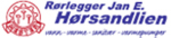 Rørlegger Jan Erik Hørsandlien AS logo