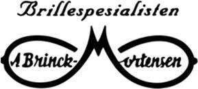 Brillespesialisten A Brinck-Mortensen logo