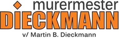 Murermester Dieckmann logo