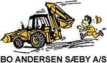 Bo Andersen Sæby A/S logo