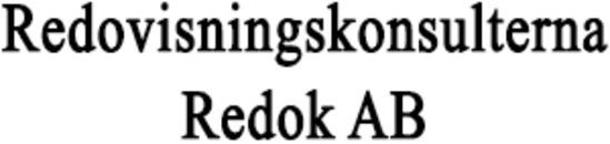 Redovisningskonsulterna Redok AB logo