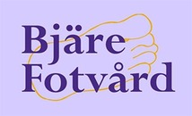Bjäre Fotvård logo