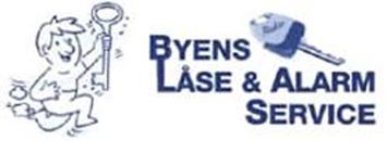 Byens Låseservice ApS logo