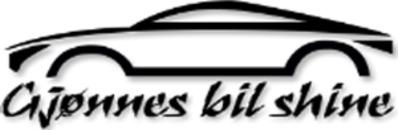 Gjønnes Bil Shine AS logo