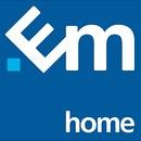Em Home Tomelilla logo