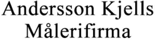Andersson Kjells Målerifirma logo