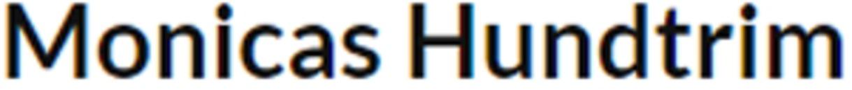 Monicas Hundtrim logo
