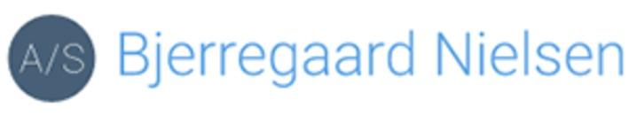 Bjerregaard Nielsen A/S logo