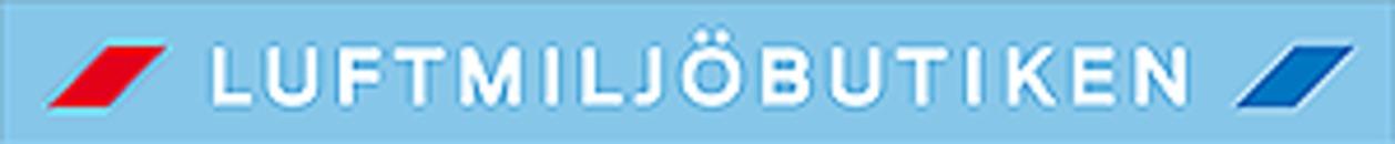 LUFTMILJÖBUTIKEN logo