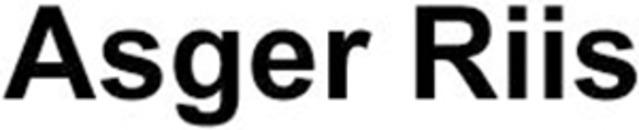 Tømrermester Asger Riis logo