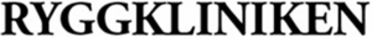 Ryggkliniken logo