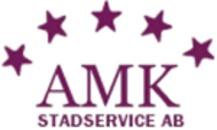 A M K Städservice AB logo