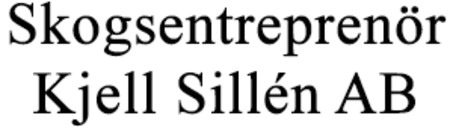 Skogsentreprenör Kjell Sillén AB logo