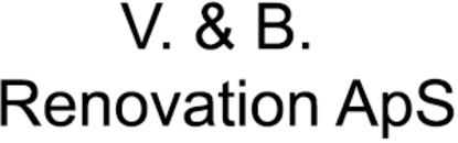 V & B Renovation ApS logo