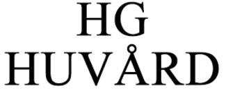 HG HUDVÅRD logo