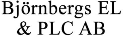 Björnbergs EL & PLC AB logo