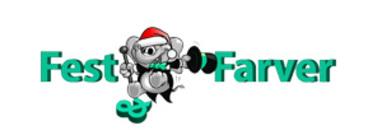 Fest & Farver logo