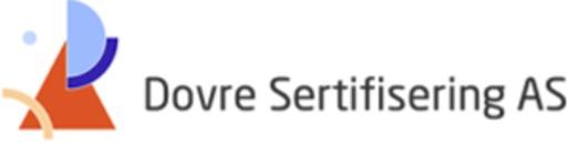 Dovre Sertifisering AS logo